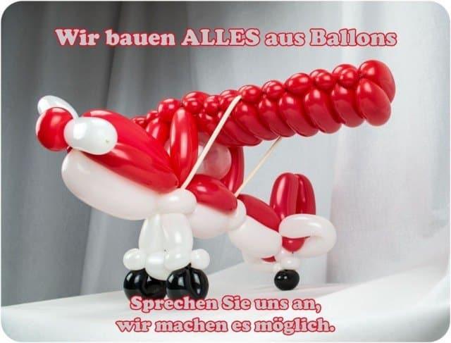 Individuelle-Luftballonkreationen