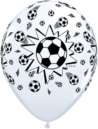 Luftballon Fussball