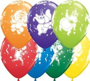 Luftballon Party-Tiere