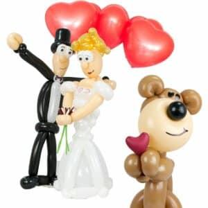 Liebe und Hochzeit