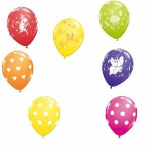 Dekorations- und Motivballons
