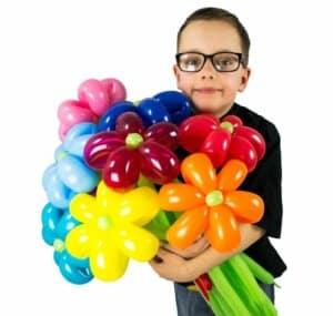 Blumenstrauss aus Luftballons online bestellen