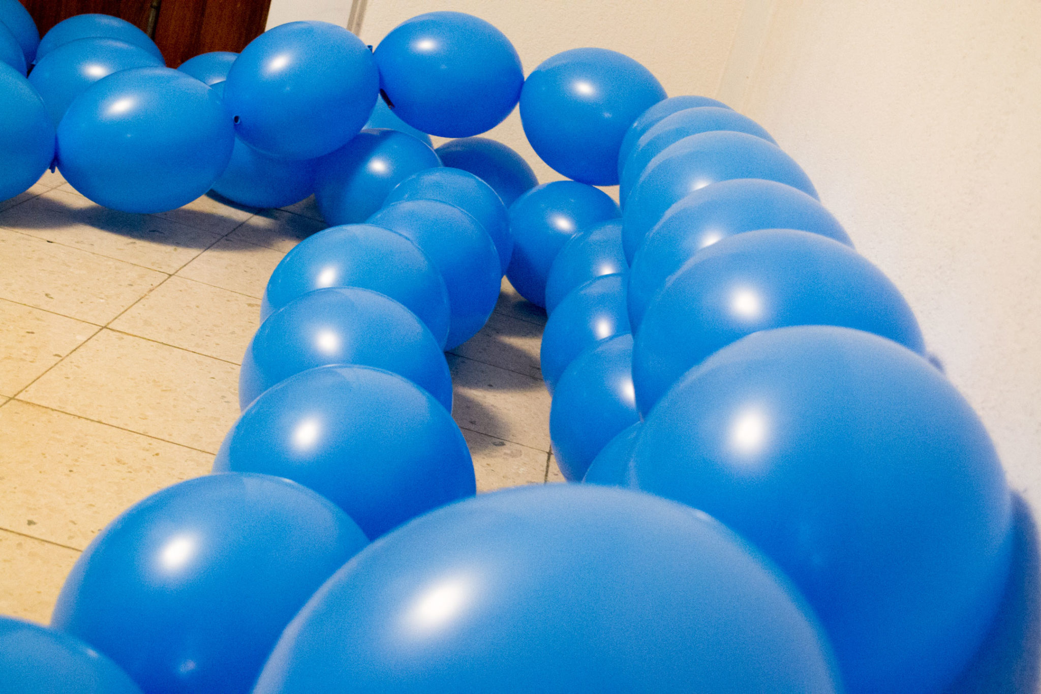 Entstehung Luftballon Fotostudio Kinderfotograf Bild 04