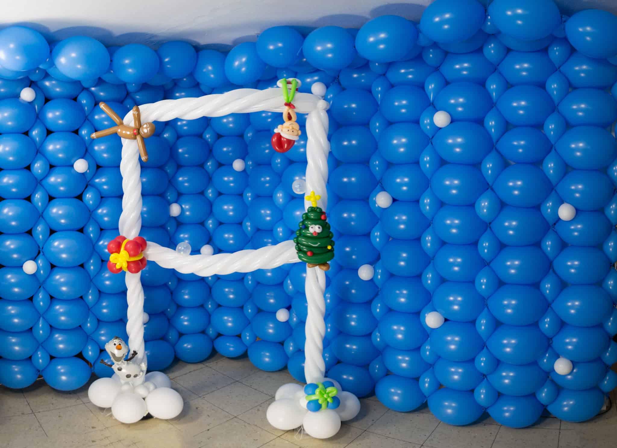 Entstehung Luftballon Fotostudio Kinderfotograf Bild 13