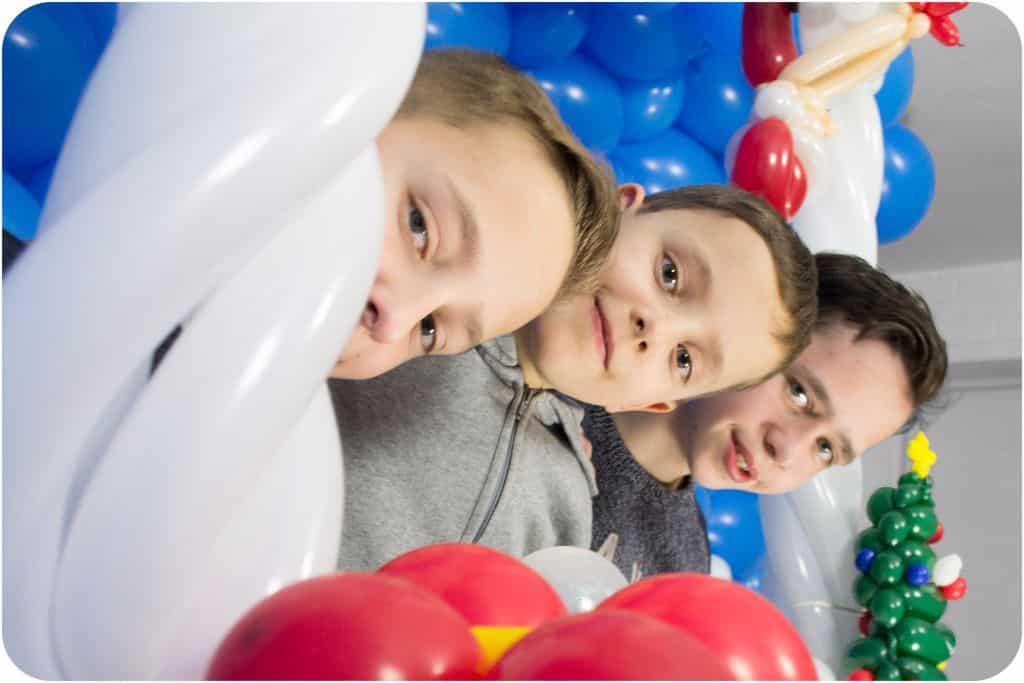 Das Luftballon-Fotostudio - Lufties-Ballons