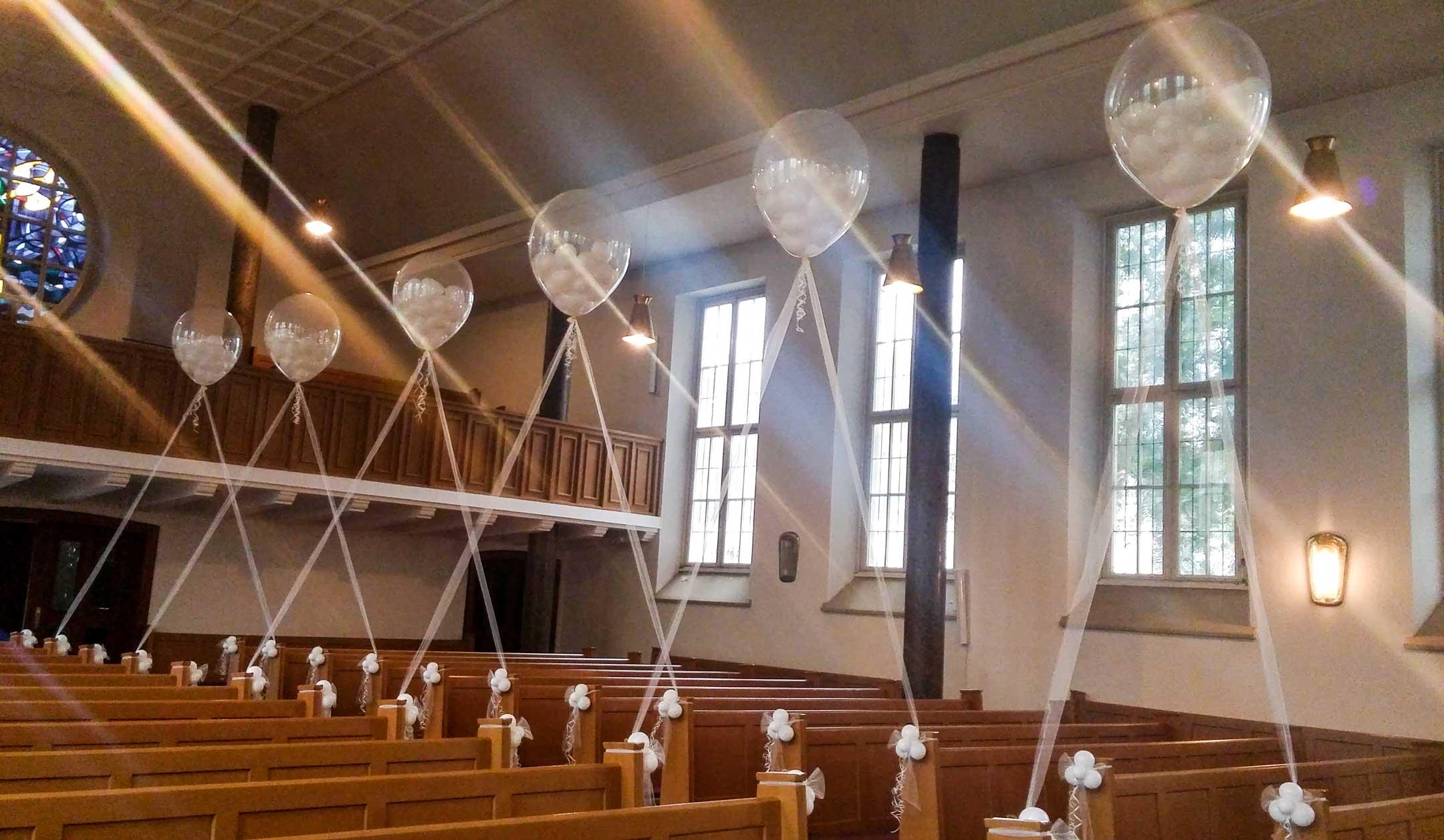 dekoration aus luftballons lufties ballons. Black Bedroom Furniture Sets. Home Design Ideas