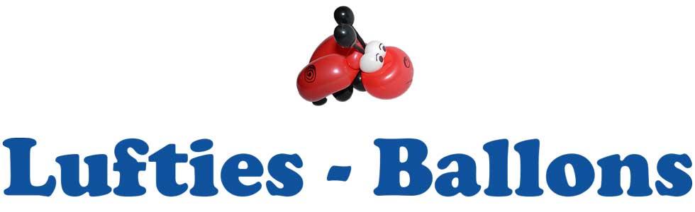 Das bunte luftballon gesch ft in adenstedt lufties ballons for Luftballons duisburg