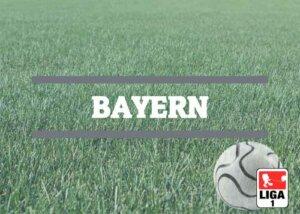 Luftballons zur Fussballmannschaft aus Bayern
