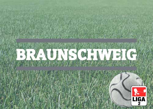 Luftballons zur Fussballmannschaft aus Braunschweig