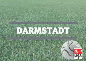 Luftballons zur Fussballmannschaft aus Darmstadt