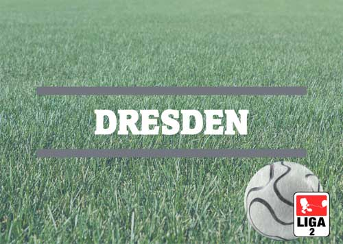 Luftballons zur Fussballmannschaft aus Dresden