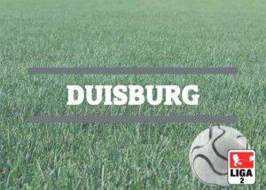 Luftballons zur Fussballmannschaft aus Duisburg
