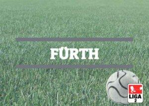 Luftballons zur Fussballmannschaft aus Fürth