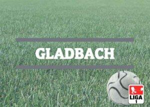 Luftballons zur Fussballmannschaft aus Gladbach