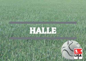Luftballons zur Fussballmannschaft aus Halle
