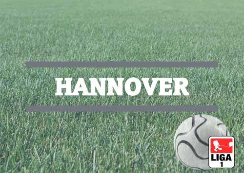 Luftballons zur Fussballmannschaft aus Hannover