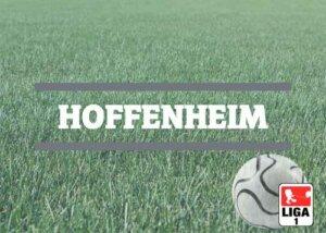 Luftballons zur Fussballmannschaft aus Hoffenheim