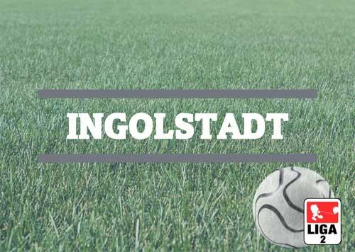 Luftballons zur Fussballmannschaft aus Ingolstadt