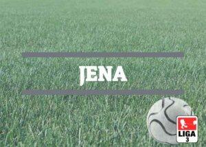 Luftballons zur Fussballmannschaft aus Jena