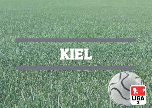 Luftballons zur Fussballmannschaft aus Kiel