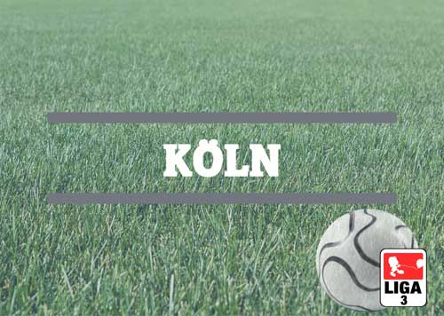 Luftballons zur Fussballmannschaft aus Köln