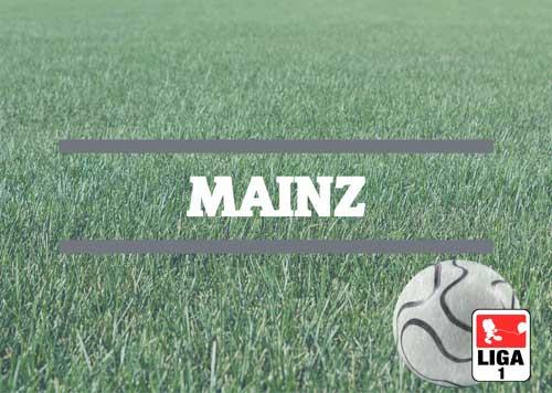 Luftballons zur Fussballmannschaft aus Mainz