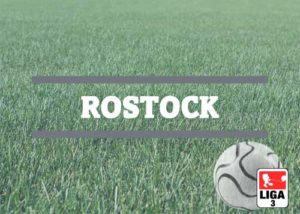 Luftballons zur Fussballmannschaft aus Rostock