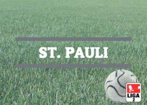 Luftballons zur Fussballmannschaft aus St.Pauli