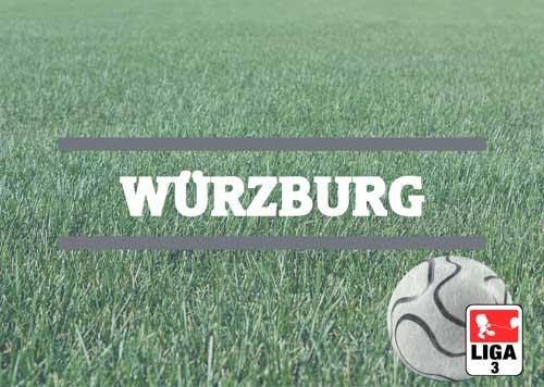 Luftballons zur Fussballmannschaft aus Würzburg