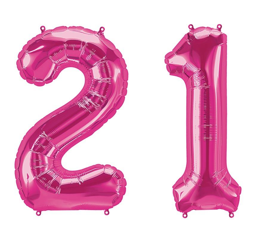 Zahl Mit 21 Nullen