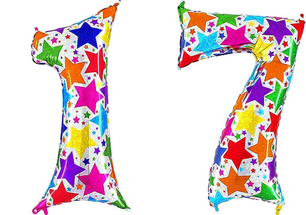 Zahl 17