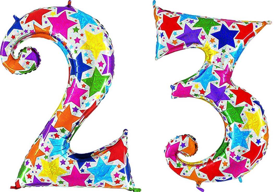 Zahl 23