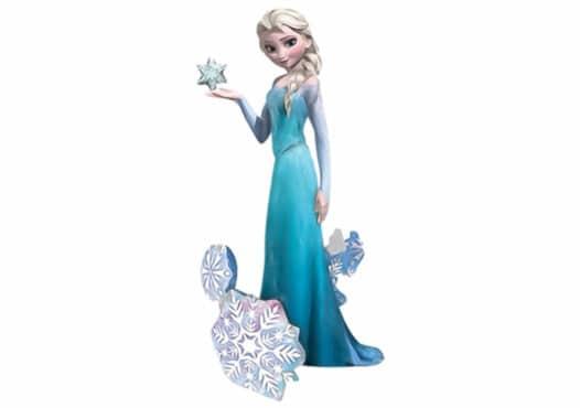 Elsa Schneekönigin Frozen Airwalker_
