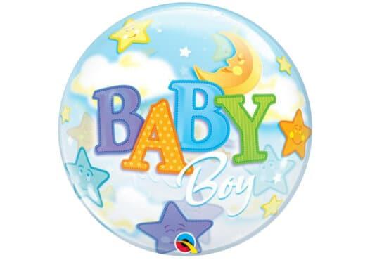 Baby Boy - Luftballon zur Geburt