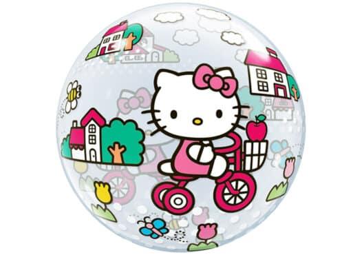 Hello Kitty Luftballon Bubble