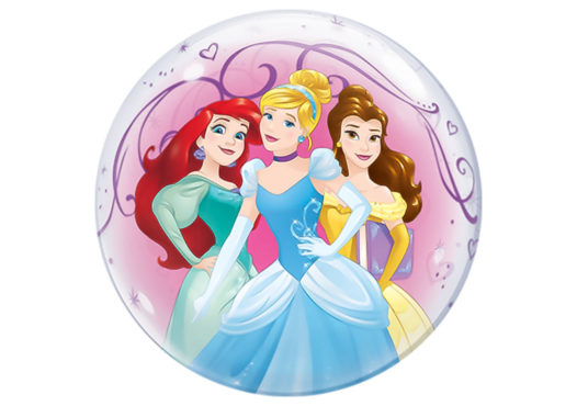 Disney Prinzessin Bubble Luftballon