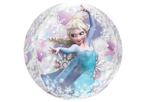 Elsa Schneekönigin Frozen Luftballon
