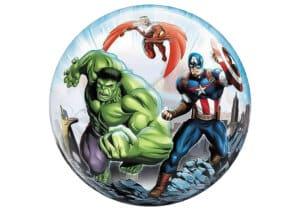 Marvel Avengers Helden Luftballon Bubble