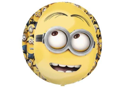 Minions runder Luftballon