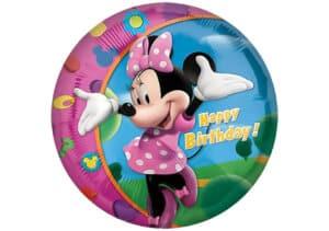 Minnie Maus Happy Birthday Luftballon