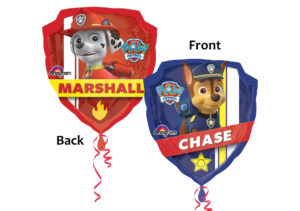 Paw Patrol Chase Marshal Luftballon