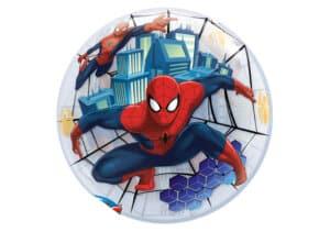 Spiderman Luftballon Bubble