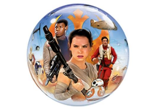 Star Wars Das Erwachen der Macht Luftballon Bubble