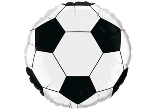 Luftballon Fußball 38 cm